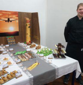 Eiskonfekt Bauernhof-Eis Konditormeister